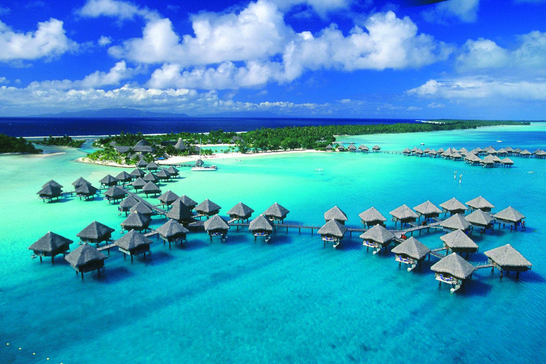 Vuelos a Bora Bora - Billetes de la Reserva baratos a Bora Bora, Polinesia Francesa