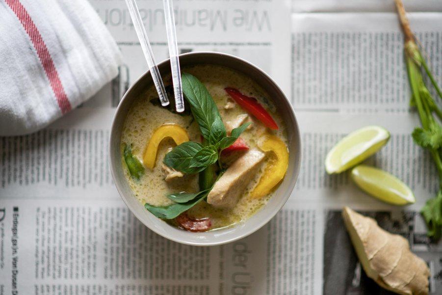 Thai&Techno - green-curry